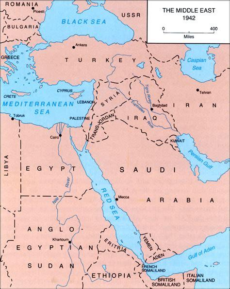 middle east map libya hyperwar the u s army caigns of world war ii libya