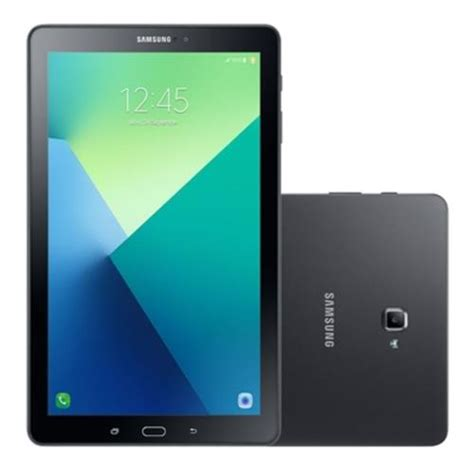 Tablet Samsung Dual tablet galaxy tab a note p585m dual chip preto 10 1 quot 4g
