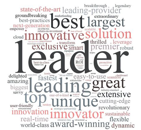 6 Suprising Words Leaders Should Say More Often