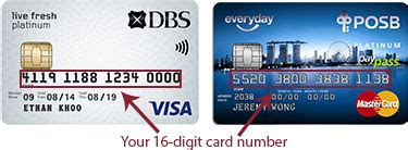 Mastercard Debit Gift Card Pin Number - ibanking digital registration faq posb singapore