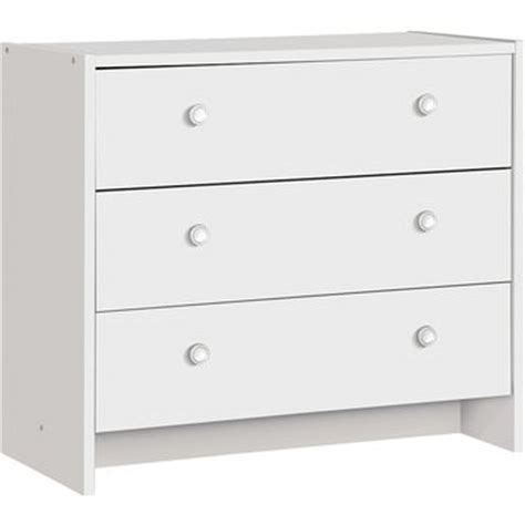 Argos White Chest Of Drawers buy seville 3 drawer chest white at from argos co uk