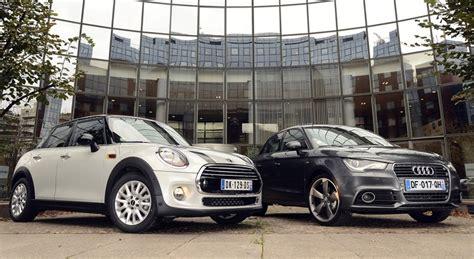 Voiture 3 Ou 5 Portes by Audi A1 Ou Mini 5 Portes Comparatif Complet Auto Moto