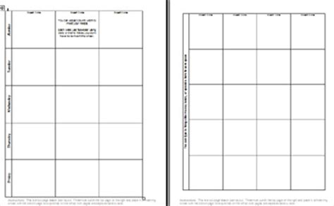Lesson Plan Template For Elementary School 1000 Ideas About Lesson Plan Templates On Pinterest Lesson Plan Book Template Printable