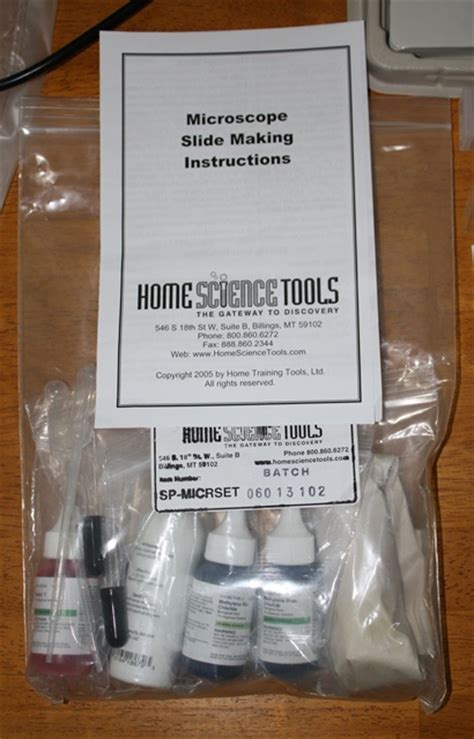 apologia home science tools microscope dissecting kits