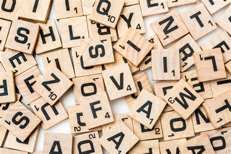 scrabble using all letters how many letter tiles are in scrabble