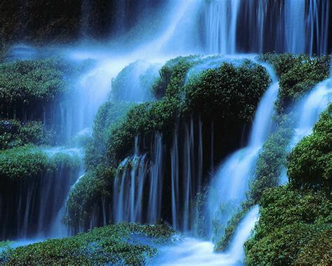 beautiful waterfalls beautiful waterfall quotes quotesgram