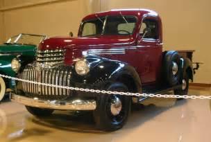 1941 chevrolet truck inline 6