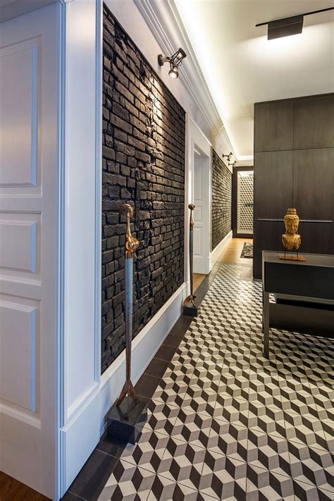 Posh Private Home In Slovakia, Geometric Patterns And