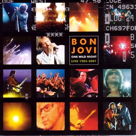 Cd Bon Jovi One Live 1985 2001 Cetakan Pertama one live 1985 2001 bon jovi mp3 buy tracklist