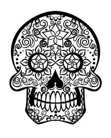 sugar skull s free coloring pages on art coloring pages