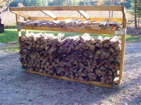 Building A Firewood Rack by 9 Easy Diy Wood Projects Diy To Make