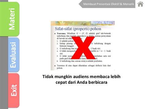 membuat slide presentasi efektif dan menarik pbk slide presentasi yang menarik dan efektif