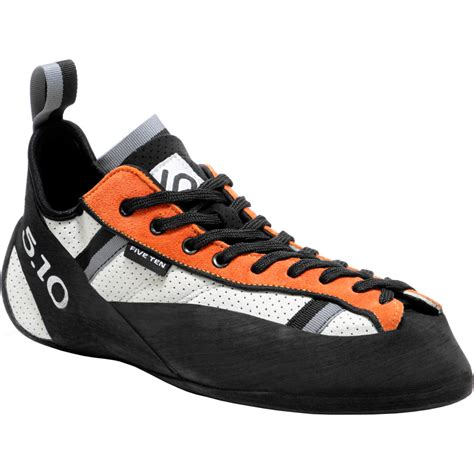 5 10 climbing shoes five ten newton lace up climbing shoe 2012 backcountry
