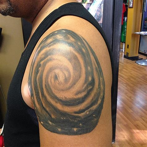 milky way tattoo way