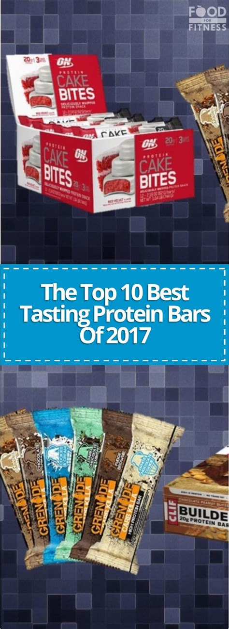 top 10 protein bars uk the ultimate review the top 10 best tasting protein bars