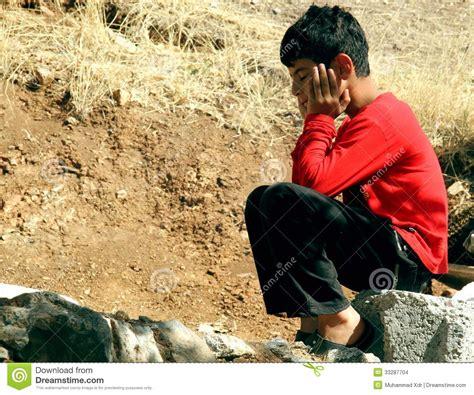poor boy editorial stock image image 33287704