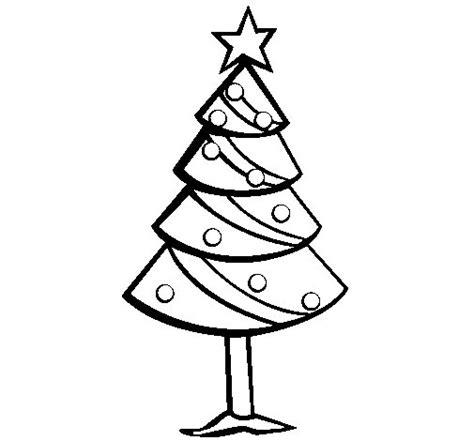 dibujo de 193 rbol de navidad ii para colorear dibujos net