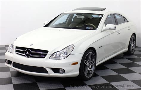 2009 mercedes cls 63 amg 2009 used mercedes cls63 amg v8 507hp at