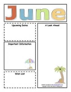 1000 images about newsletter on pinterest preschool