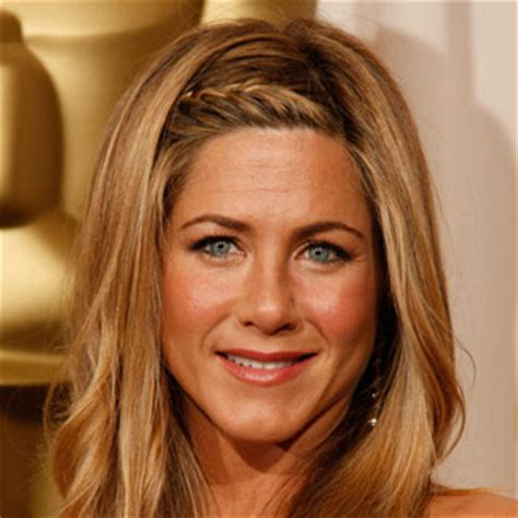 aniston hair color formula jennifer aniston braided bangs hairstyle pictures