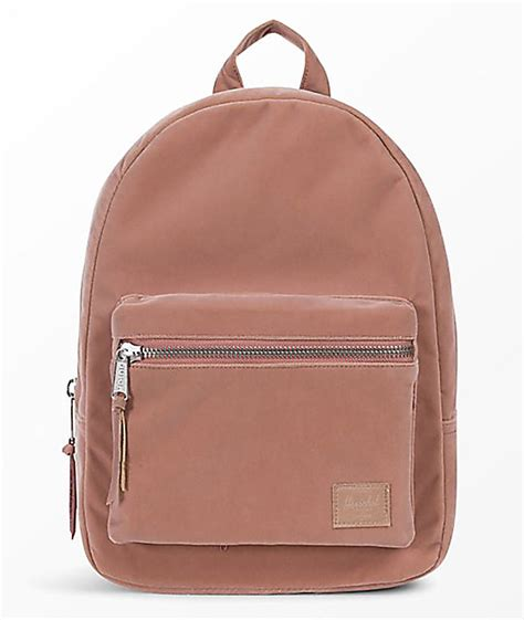 Velvet Mini Backpack herschel supply co grove xs ash velvet mini backpack