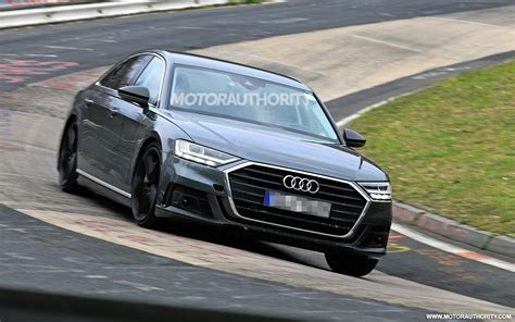 2020 Audi A8 by 2020 Audi S8 And