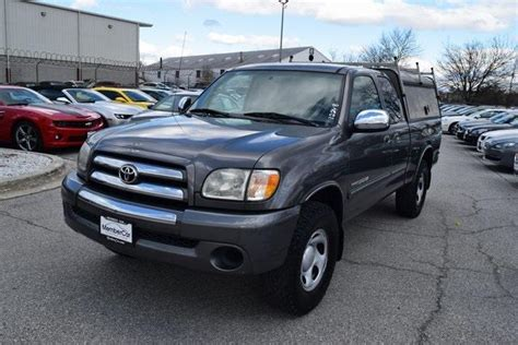 Toyota Rockville Md 2003 Toyota Tundra 4dr Access Cab Sr5 4wd Sb V6 In