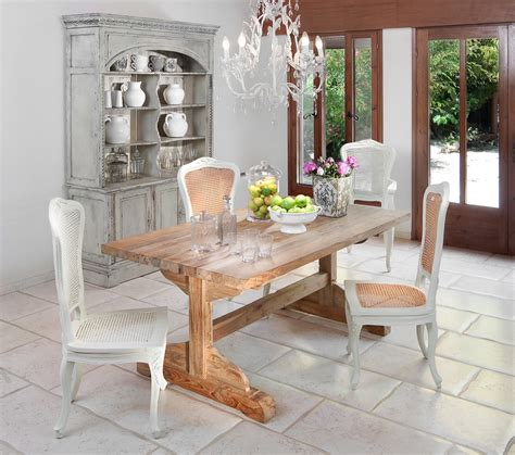 distressed farmhouse dining table classic and modern wonderful distressed trestle dining table decorating ideas