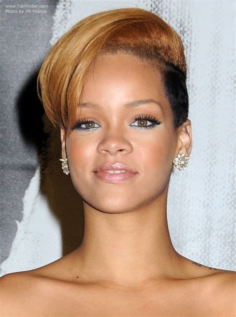 rihanna short hairstyles back and front www pixshark com rihanna haircuts from the back www pixshark com images