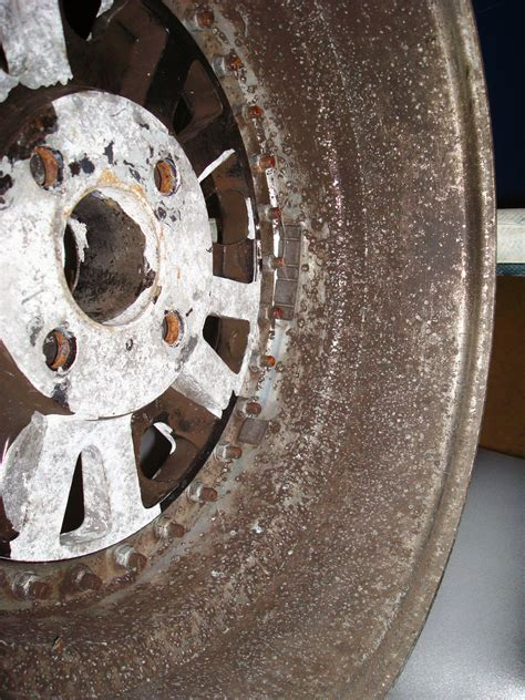 Aluminium Polieren Oxidation by Oxidationsschaden Reifen Felgendoktor