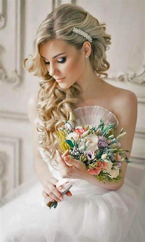 25 best ideas about side hairstyles on wedding hair side bridesmaid side