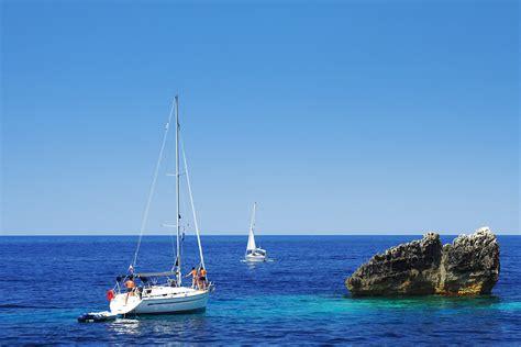 sailing preveza greece yachtcharter in griechenland yacht charter in greece