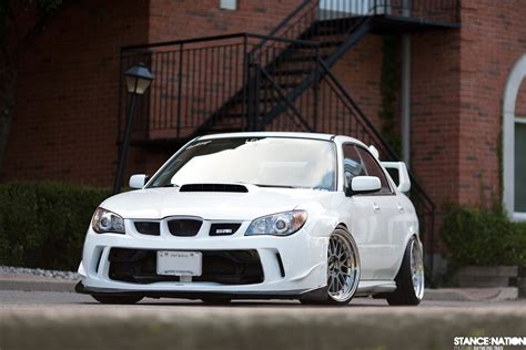 subaru wrx customized subaru impreza sti custom tuning wallpaper 1680x1120