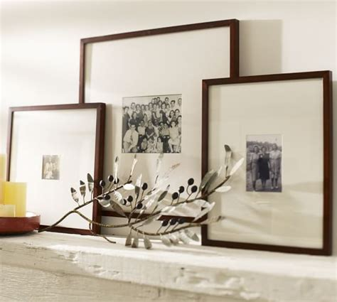 black picture frames with white matting white picture frames with matting frame decorations
