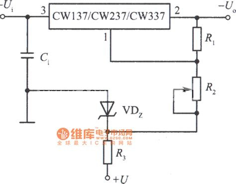 integrated circuits voltage regulator integrated voltage regulator with continuously adjustable voltage from zero circuit power