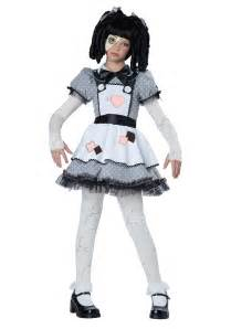 haunted doll halloween costume girls haunted doll costume