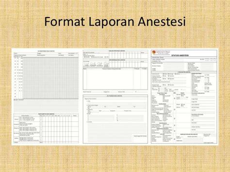 format askep kamar operasi kemajuan pokja pab