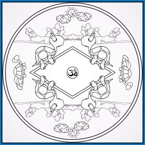 dibujos de mandalas para ni 241 os para pintar dibujos de im 225 genes de mandalas coloreados para imprimir dibujos de