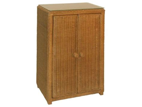Wicker Cabinet by Fc34 Wicker Floor Cabinet