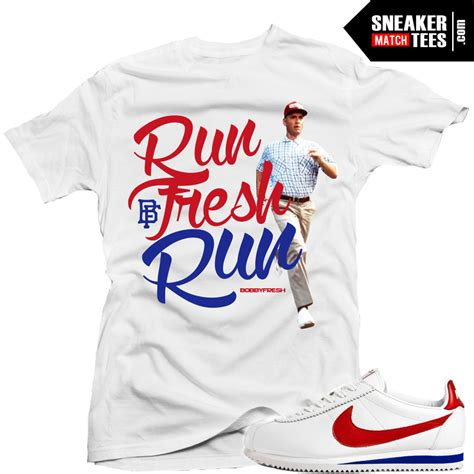 t shirt 6 0 nike alba match item nike cortez forrest gump matching shirts run fresh