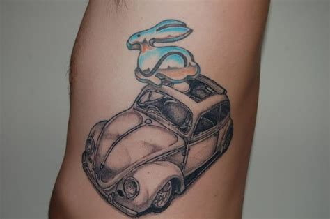 vw beetle tattoo vw tattoo pinterest