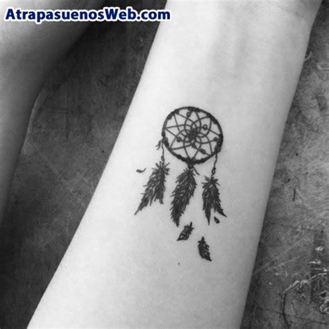 dreamcatcher tattoo little tatuajes atrapasue 241 os 161 los 24 tattoos m 225 s incre 205 bles