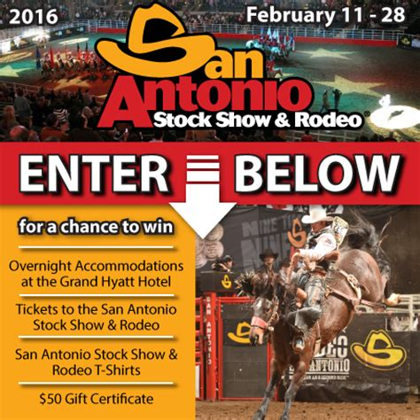 San Antonio Sweepstakes - sweepstakes tour texas