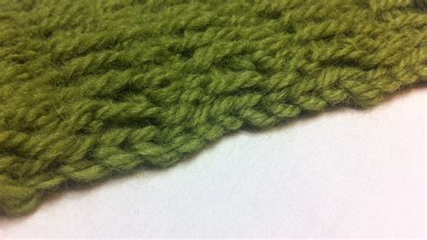 crochet bind for knitting how to knit the single crochet bind new stitch a day
