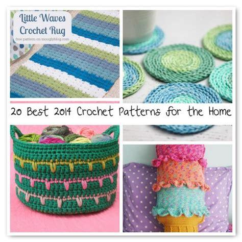 home patterns crochet home patterns