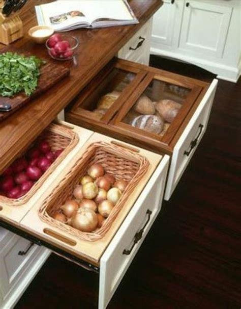 Food Storage Drawers by Best 25 Diy Kitchens Ideas On Organization