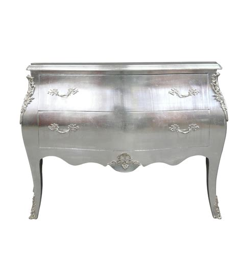 Commode Barroque by Commode Baroque Argent 233 E Style Louis Xv Mobilier Baroque