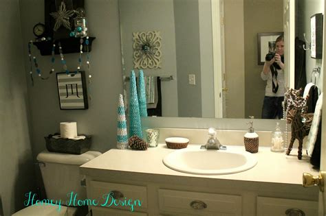 decorated bathroom homey home design bathroom christmas ideas