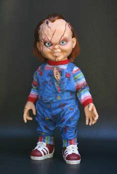 chucky movie replica 1000 images about dolls universe chucky dolls on