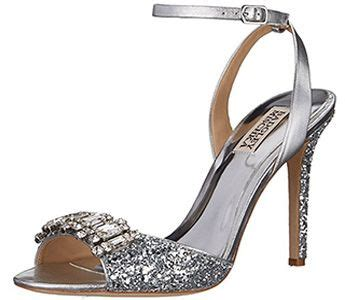 Silver Evening Shoes by 25 Best Ideas About Silver Evening Shoes On